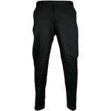 Galaxy By Harvic - Men's Straight Fit Twill Pants - Black - V.I.M.