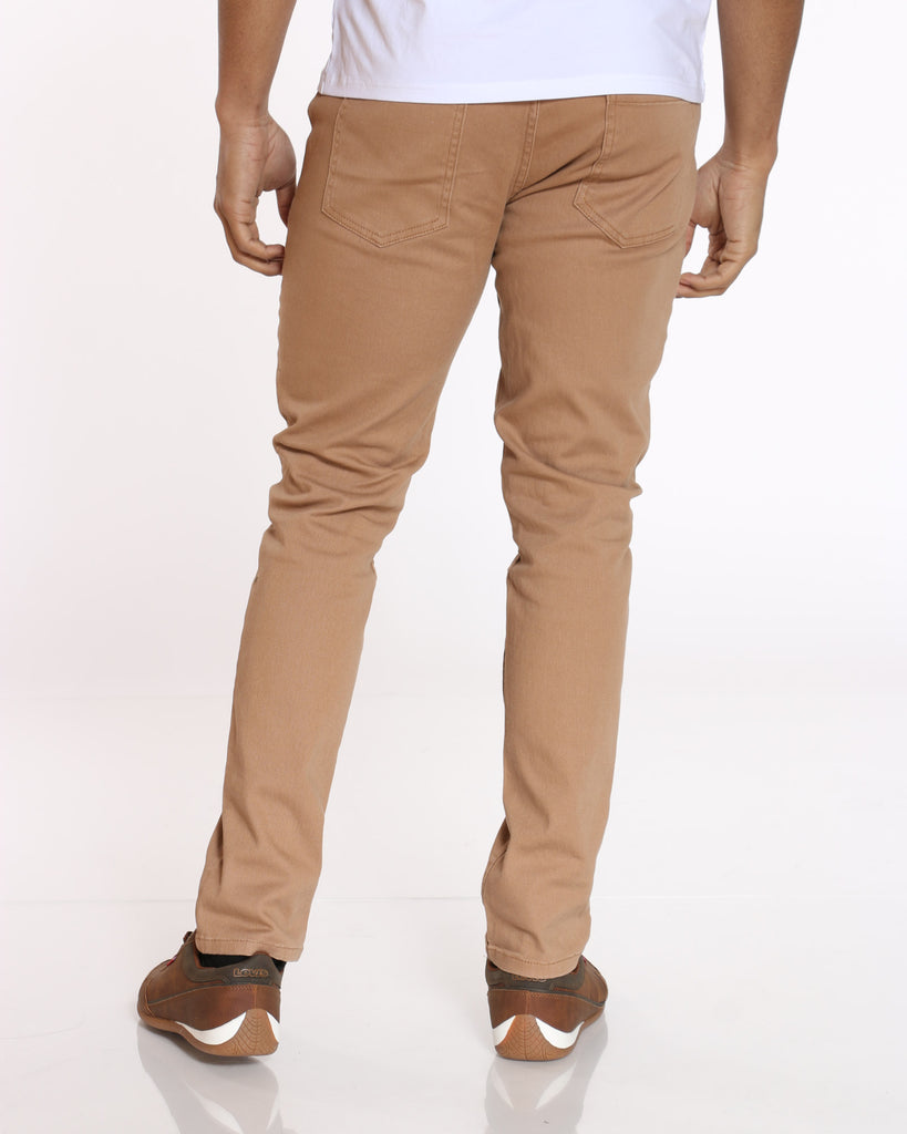 Chris Twill Pant - Khaki