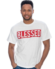 Men's Blessed Box Tee