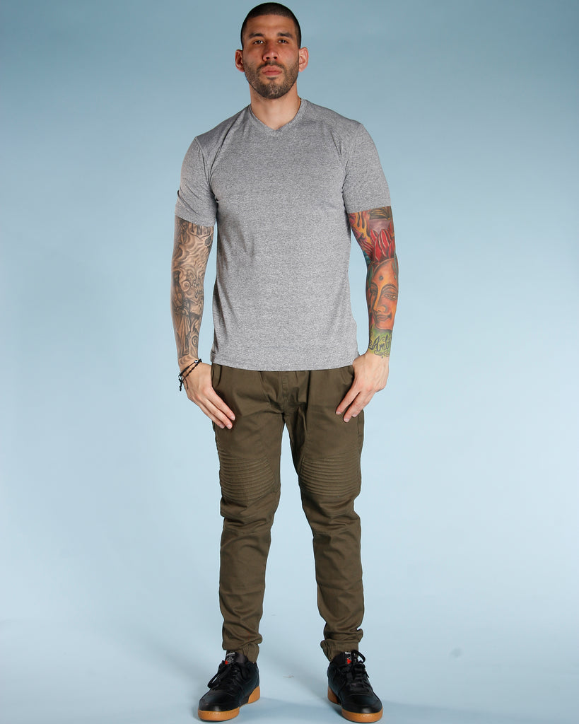 Men's BASIC MARBLE SCUBA TEE (AVAILABLE IN 4 COLORS)