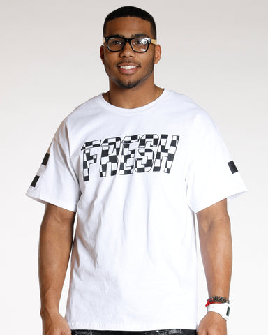 Fresh Checkers Tee