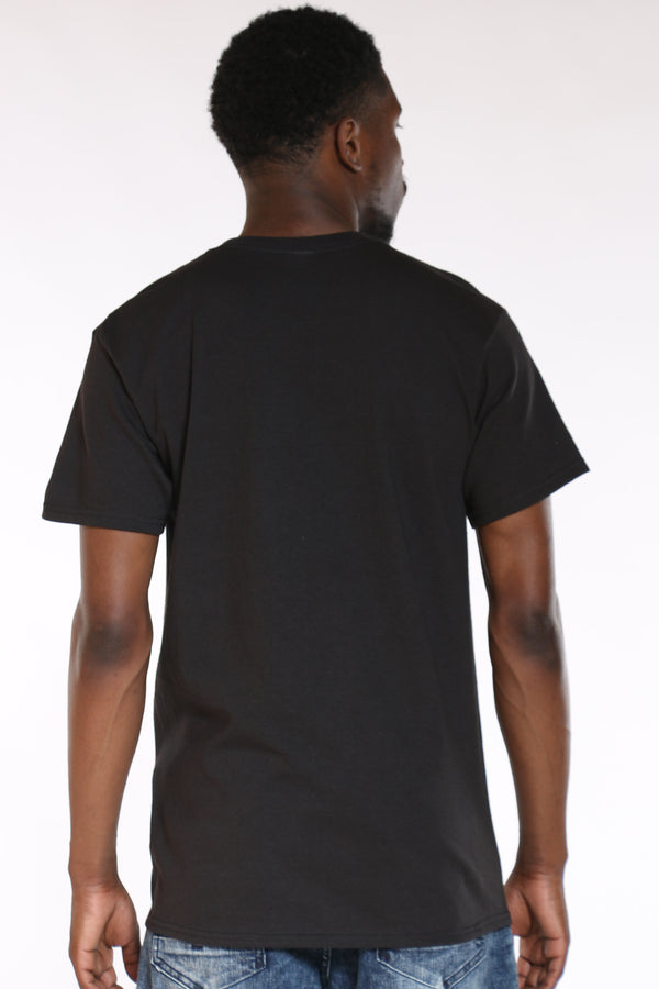 Men's Black Lives Matter Tee - Black