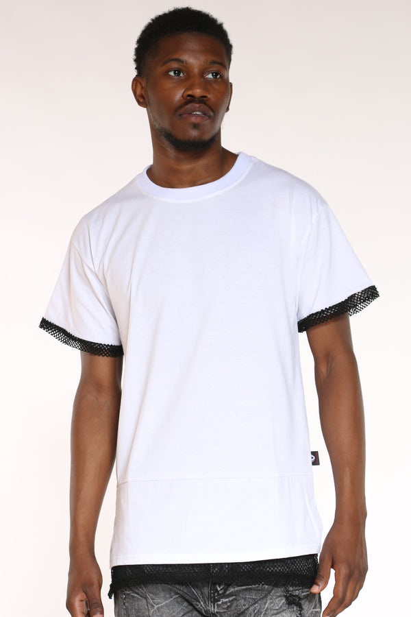Men's Best Revenge Is Massive Success Tee - White-VIM.COM