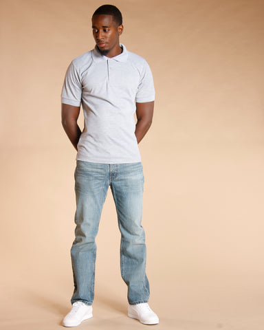 514 Straight Fit Jeans - Blue