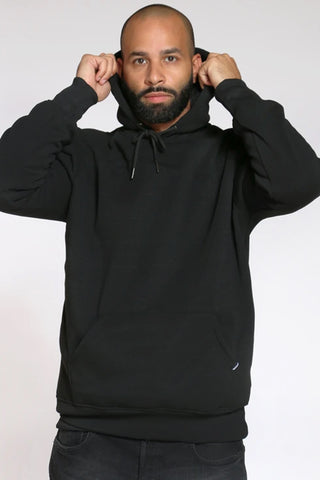 Men's Rick Classic Fleece Hoodie - Black-VIM.COM