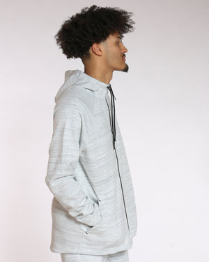 Men's Russell Fusion Hoodie - Artic White