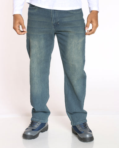 Men's Stevie Stretch Relaxed Fit Jean - Vintage