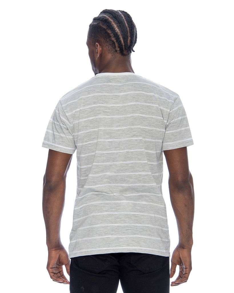Men's Thin Stripe Tee