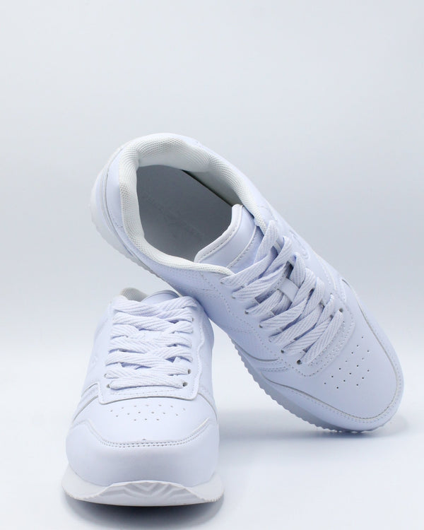 PHAT ATHLETIC Men'S Solstice Le Sneaker - White - Vim.com