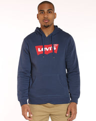 LEVI'S Levis Batwing Hoodie - Dress Blue - Vim.com