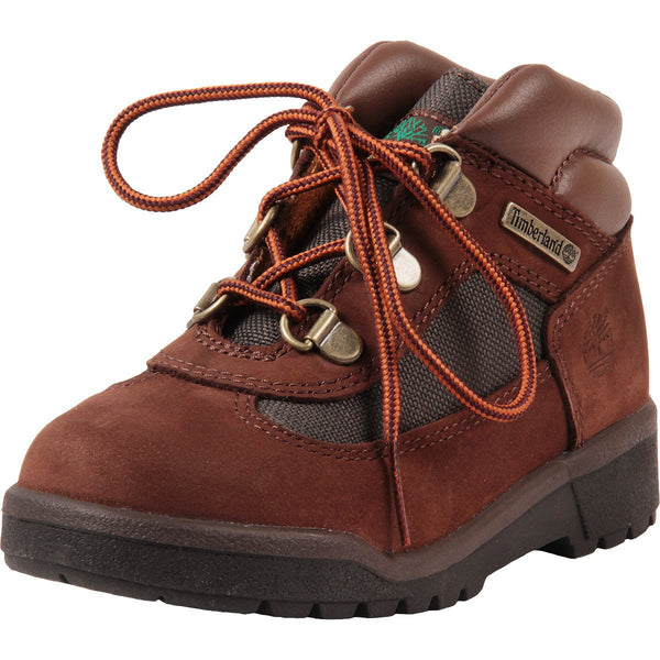 TIMBERLAND Field Boots (Toddler/Pre School) - Brown - Vim.com