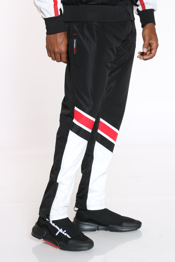 Men's Windbreaker Pant - Black