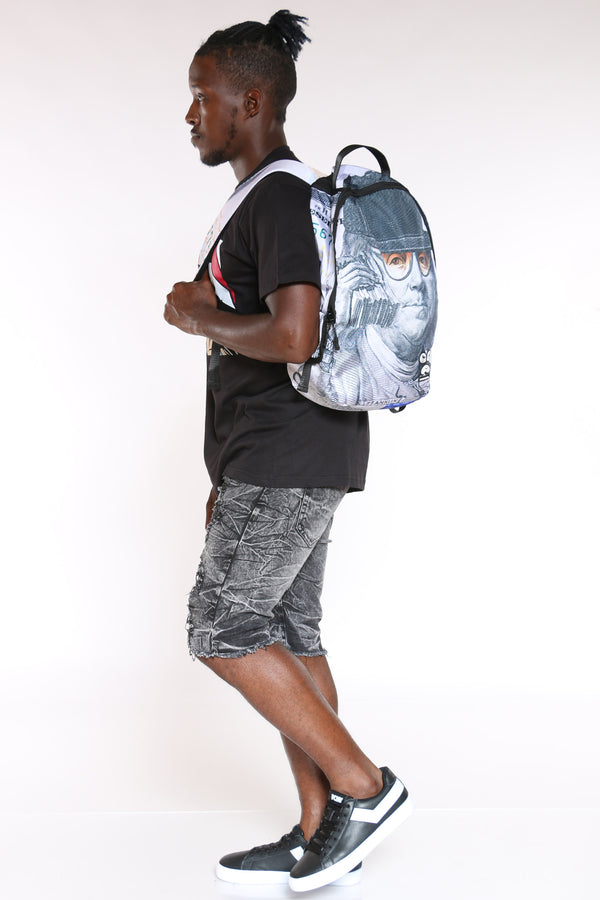 Men's Money Talks Backpack - Blue