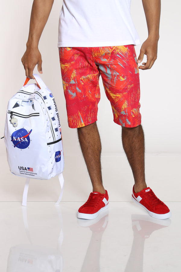 Nasa Backpack - White