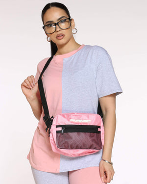 BLACK PYRAMID-Women's Pyramid Tech Bag - Pink-VIM.COM