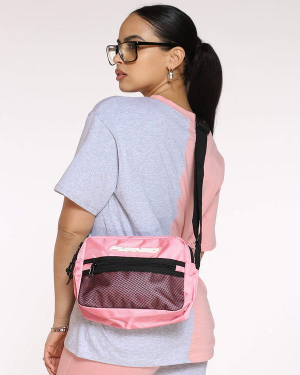 Women's Pyramid Tech Bag - Pink