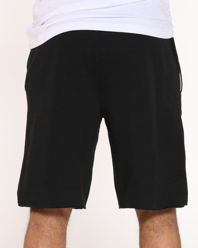 Big C Fleece Short - Black