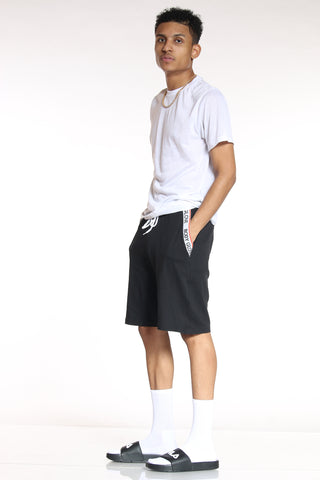Men's Classic Body Glove Short - Black-VIM.COM
