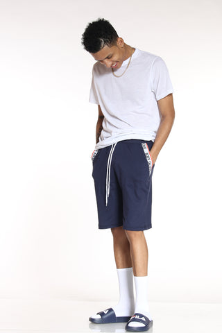 Men's Classic Body Glove Short - Navy-VIM.COM