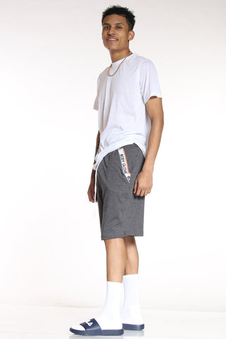 Men's Classic Body Glove Short - Charcoal-VIM.COM
