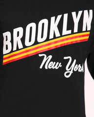 VIM Brooklyn New York Tee - Black - Vim.com
