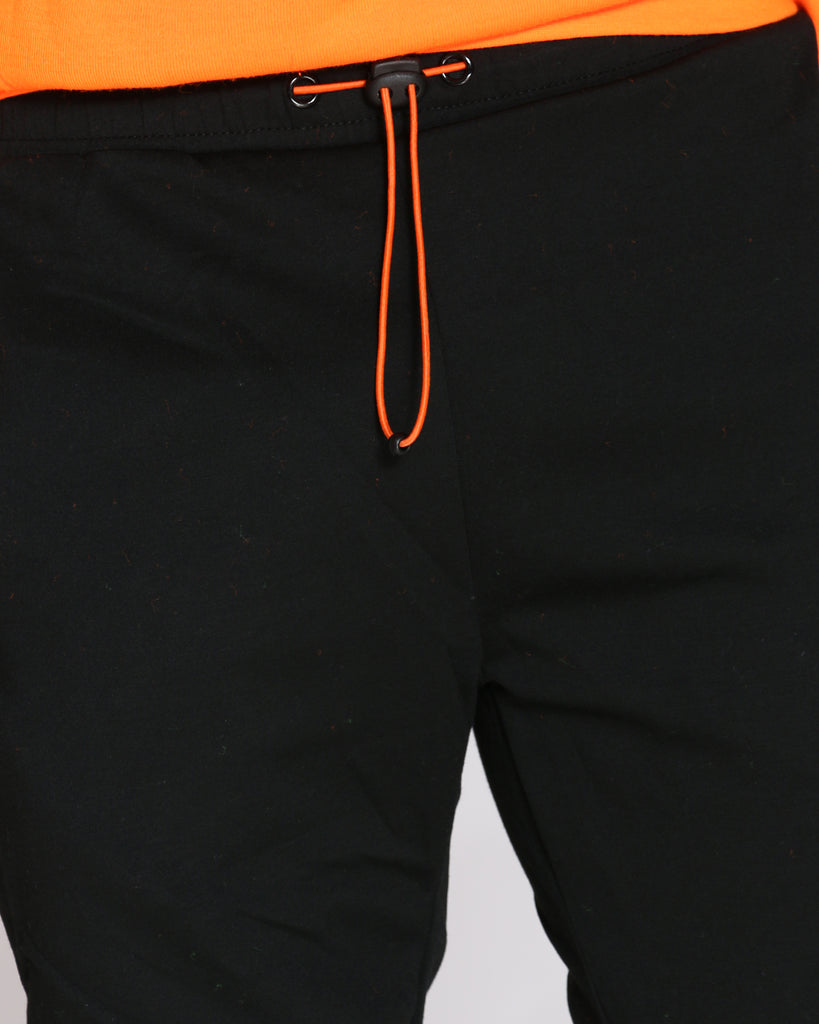 VIM Interlock Multi Pocket Jogger - Black - Vim.com