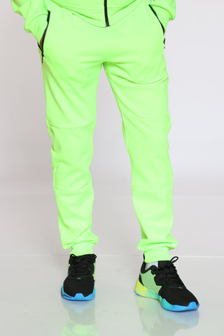 Men's Tech Fleece Jogger - Neon Green-VIM.COM