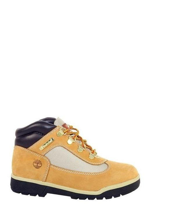 TIMBERLAND-Waterproof Field Hiking Boot (Pre School) - Wheat-VIM.COM