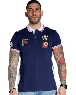 U.S. POLO ASSN.-Men's Us Polo 1890 Shirt-VIM.COM