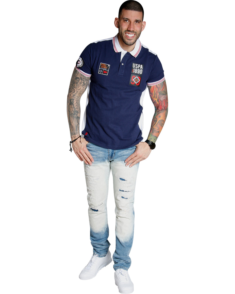 Men's US POLO 1890 SHIRT