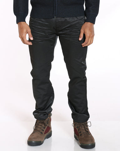 VIM Paul Viscose Slim Fit Jean - Black - Vim.com