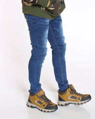 Blasting Slim Fit Jean - Dark Blue