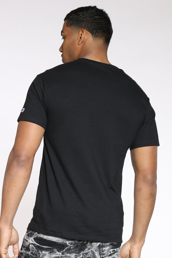 Men's Repeat Tee - Black