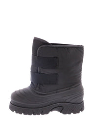 Lugz Boys' Flurry Boots (Toddler/Pre School) - Black - Vim.com