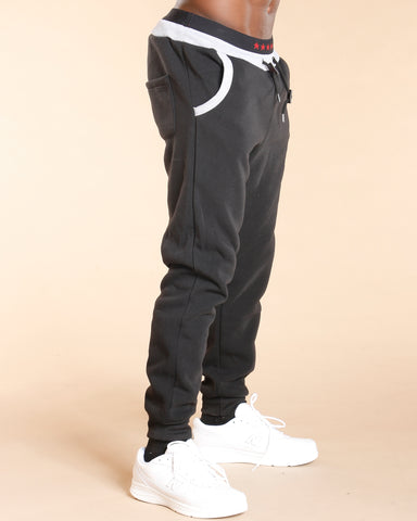 Underwear Look Fleece Jogger