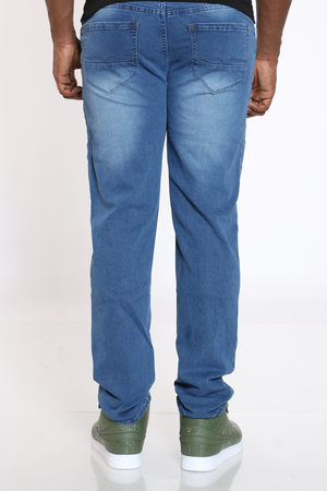Men's Slim Straight Classic Jean - Blue
