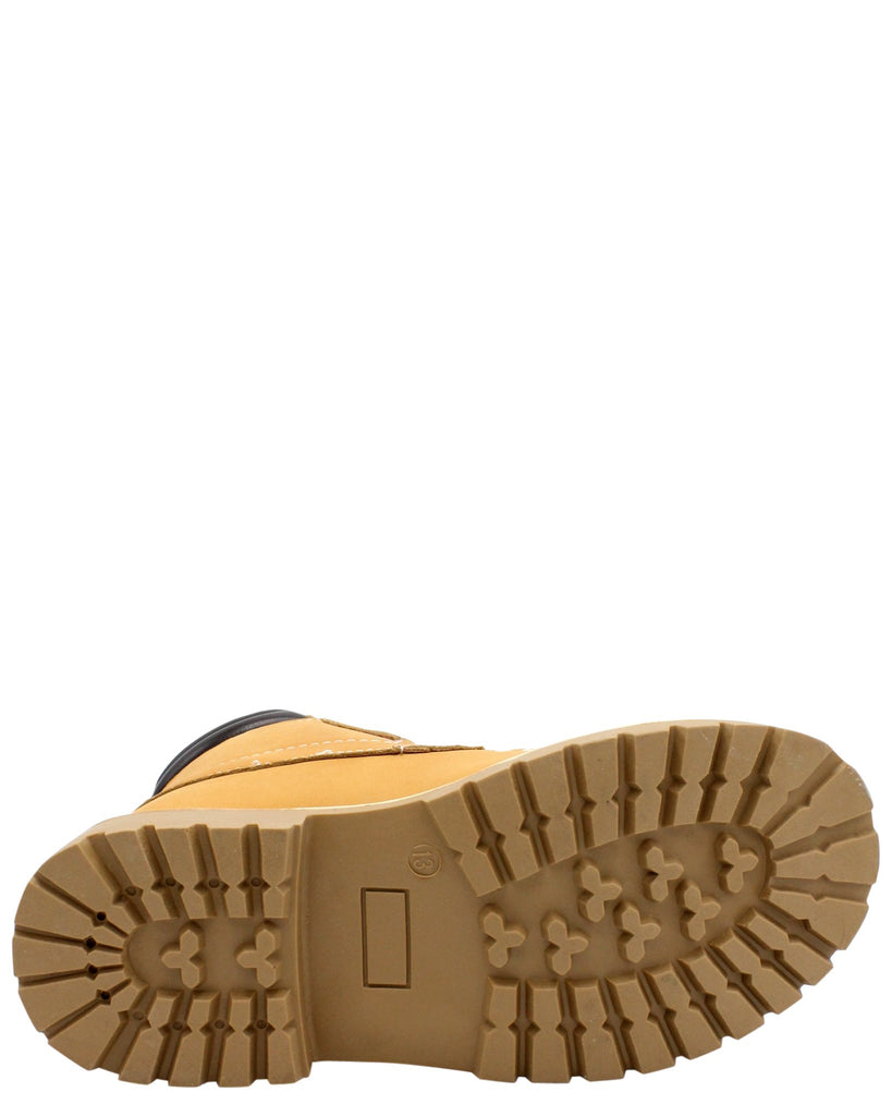 AKADEMIKS Polar 01 Boot (Pre School) - Tan - Vim.com