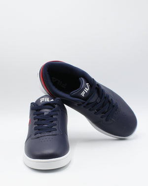 FILA Men'S Place 14 Sneaker - Navy - Vim.com