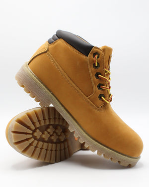 MOUNTAIN GEAR Men'S Russel Mid Boot - Wheat - Vim.com