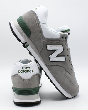NEW BALANCE-Men's 574 Summer Shore Sneaker - Grey-VIM.COM