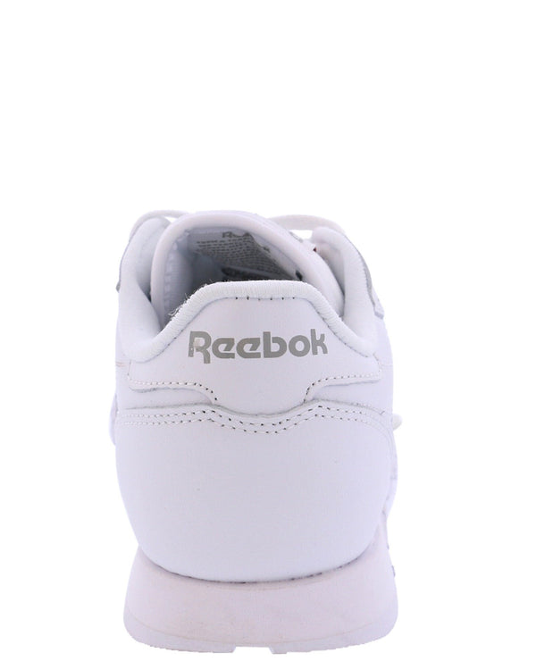 REEBOK Boys' Classic Leather 71-5014 Sneakers (Grade School) - White - Vim.com