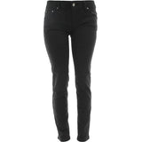 Ankor East - Women's Skinny Stretch Jeans - Black - V.I.M. - 1
