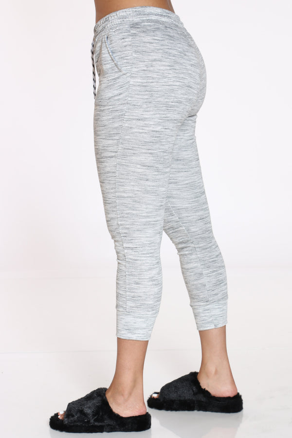 Women's Marled Jogger - Heather Grey