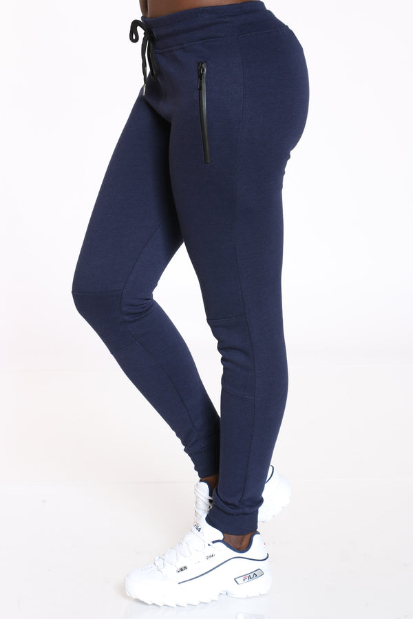 Women's Tech Fleece Jogger - Navy