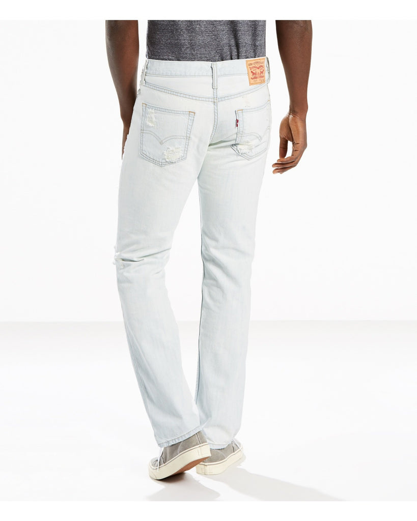 LEVI'S Men'S 511 Slim Fit Jeans - Light Blue - Vim.com