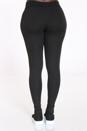 On The Daily Yummy Legging - Black