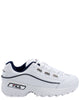 FILA Men'S Hometown Sneaker - White - Vim.com