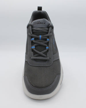SKECHERS Men'S Gowalk Evolution Ultra - Enhance Sneaker - Grey - Vim.com