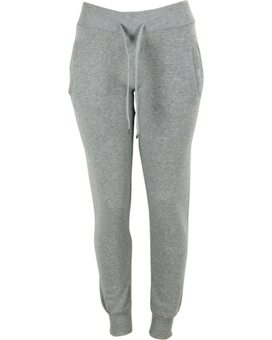 Roma Concept Must Have Elastic Bottom Fleece Joggers - ShopVimVixen.com