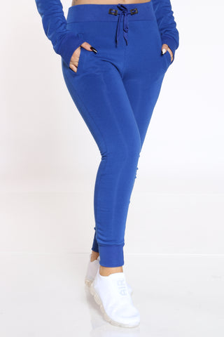 Women's Fleece Pant - Royal-VIM.COM